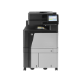 (B) HP Color LaserJet flow MFP M880z+ trådlös airprint