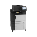 (B) HP Color LaserJet flow MFP M880z+wifi