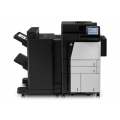 (B) HP Color LaserJet flow MFP M880z+ sorter