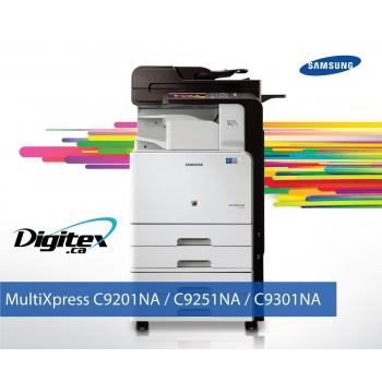 CLX-9301NA/XFA Samsung MultiXpress (begagnad