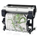 Canon imagePROGRAF iPF770 A1 large format CAD printer, (printa papper tyg vinyl plast mm) Beg