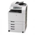 Hp Color LaserJet CM6040F MFP exkl sorter Beg
