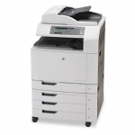 Hp Color LaserJet CM6040F MFP