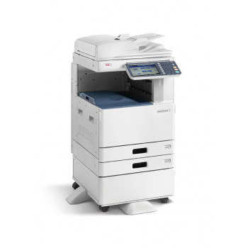OKI ES9455 MFP with Paper Feed Pedestal (NY) A3